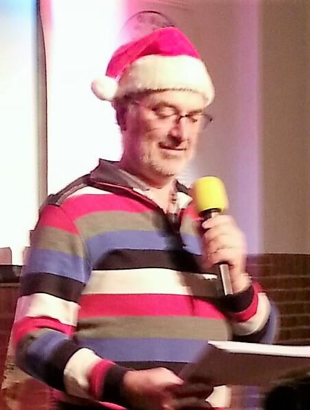 Julequiz ved kasseren
